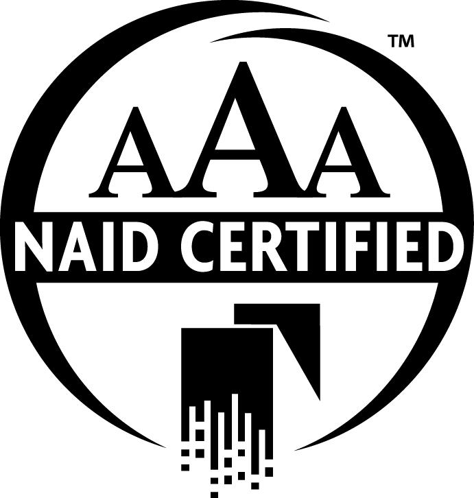 NAID AAA Certified